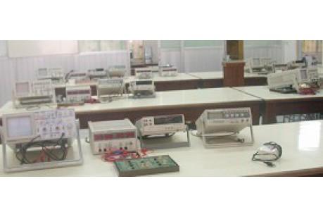 Phòng TN mạch điện tử